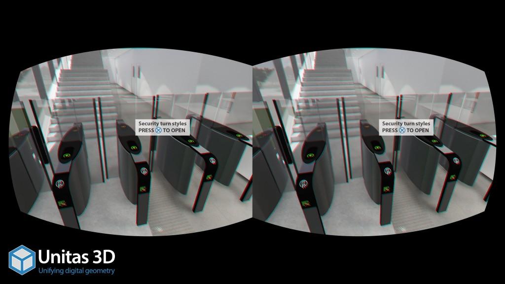 VR training - Unitas3D